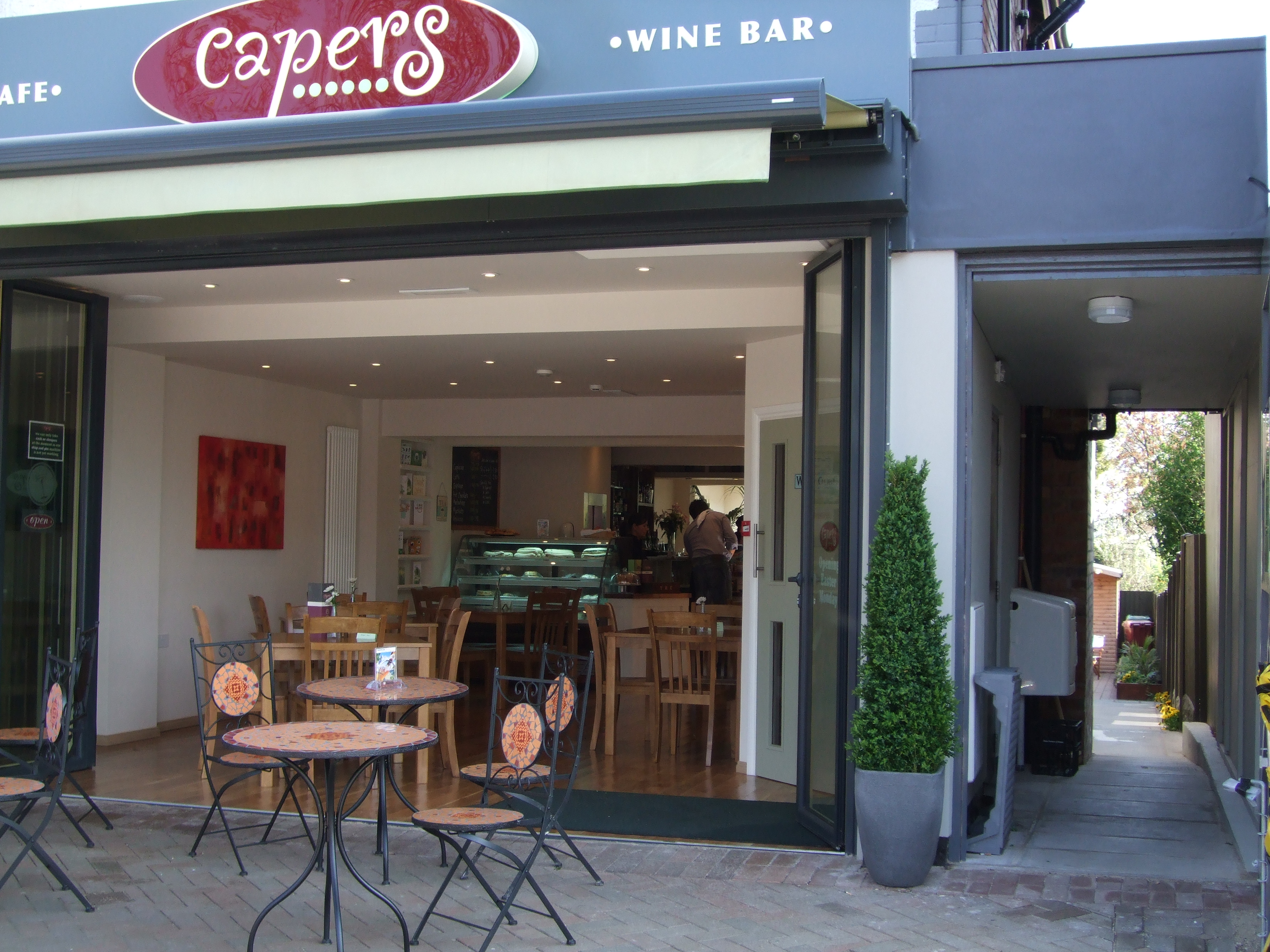 Capers Café and Restaurant