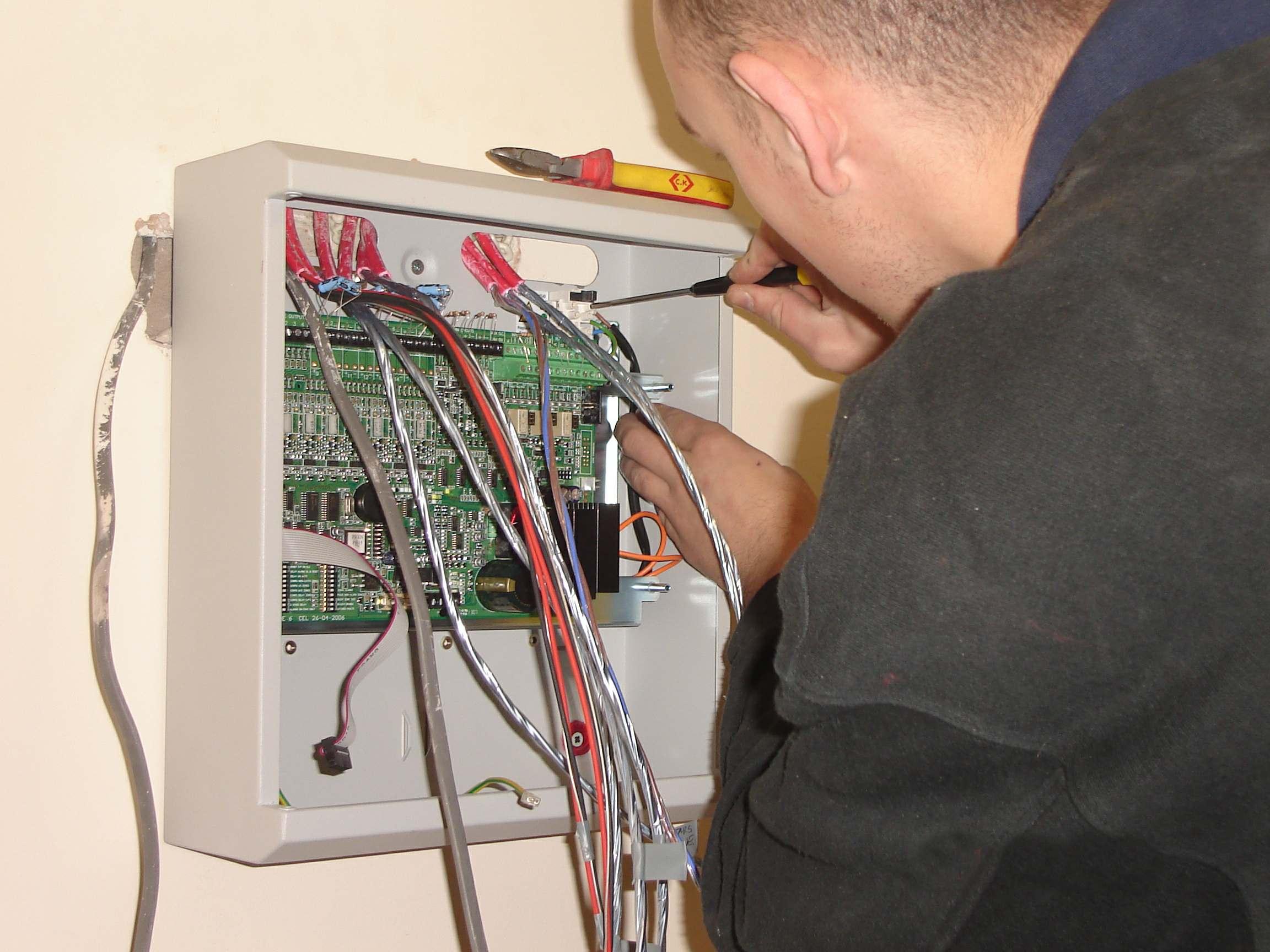 Domestic Re Wire